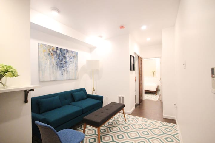 Rittenhouse Suite with full kitchen near HUP/CHOP