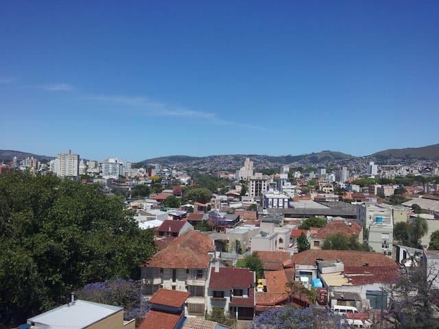 Quarto Confortável em Porto Alegre