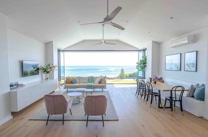 Luxury Scandi Beach House