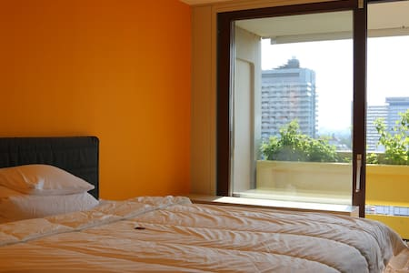Bright room with a great view - Munic