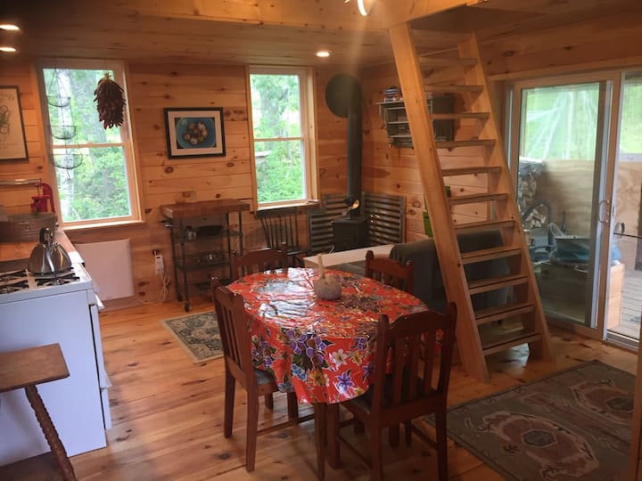 Tiny Home at State Park Trailhead
