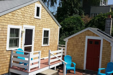 Cute Freestanding Cottage West End - Provincetown - Bungalow