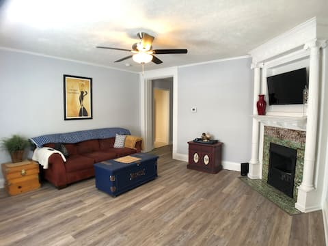 Just Renovated & Walking Distance to All The Fun!