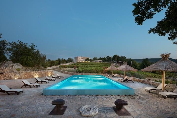 Villa Stanic Estate - Croatia Luxury Rent