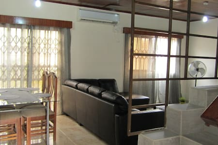 Self-catering villa on Spintex road - Accra