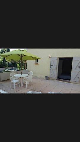 Appartement à 50m de la mer - Valras-Plage - Apartamento