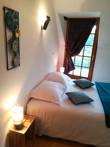 Villandry : Chambre avec Terrasse