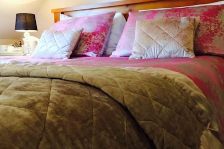 GLASDAIR B&B DOUBLE BEDROOM 3 - Inverness