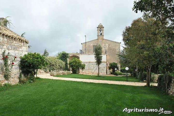 agriturismo nel Parco Nazionale vicino Matera