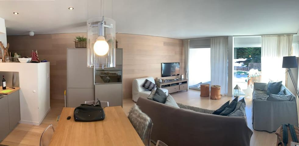 Comfortable apartment near the ski station