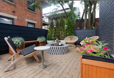 ♥♥ #1-Ranked Parkside Condo w/ Large Private Patio