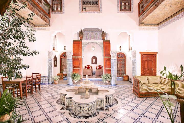 Dar Drissi guest house - Fatima Room
