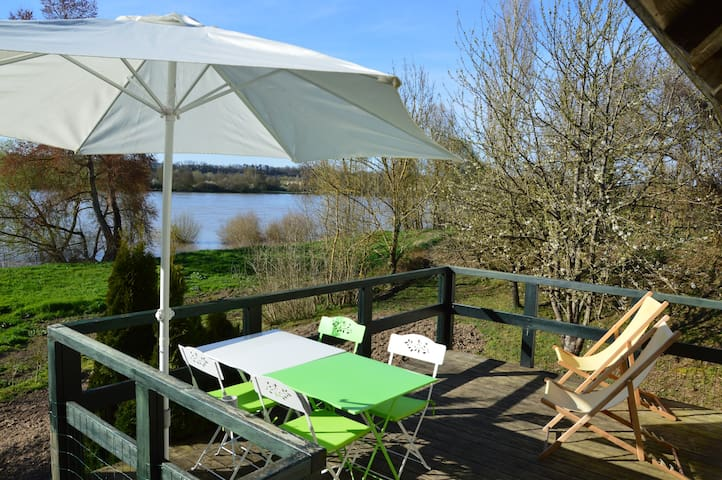 Maison vue sur Loire - Villandry - Hus
