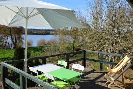 Maison vue sur Loire - Villandry