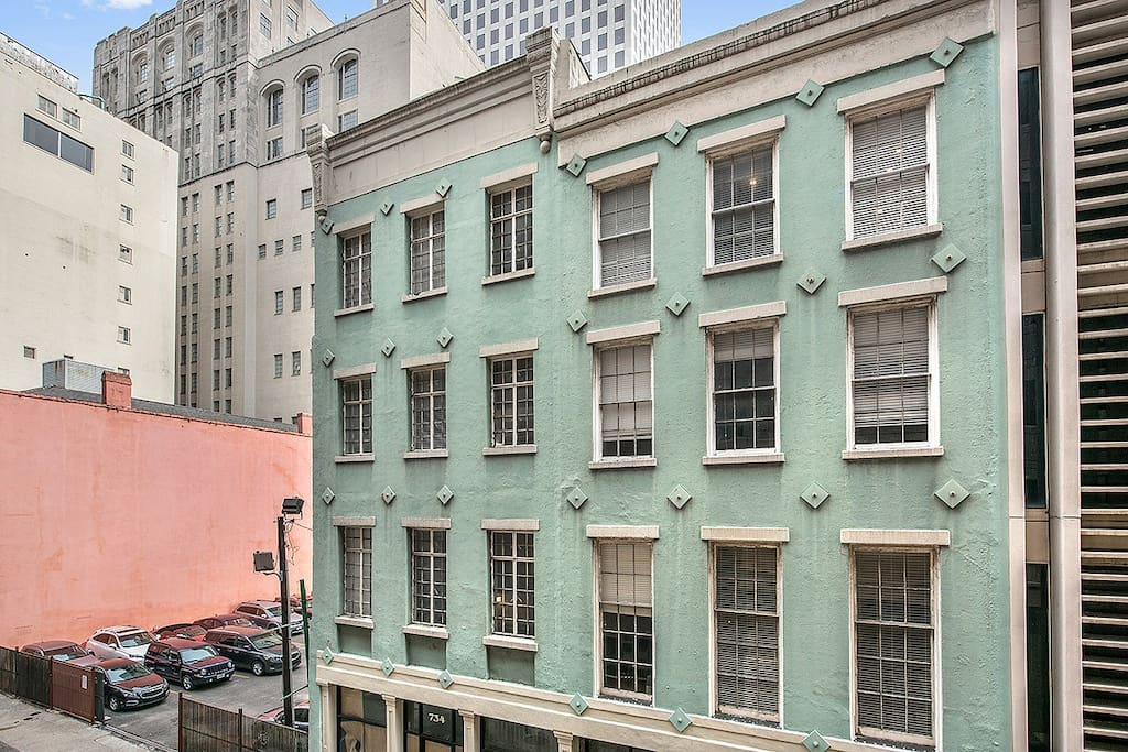 This Historic Union Street property was built in the 1890's.  Showing beautiful architecture on the outside and all throughout the inside of each unique condo.