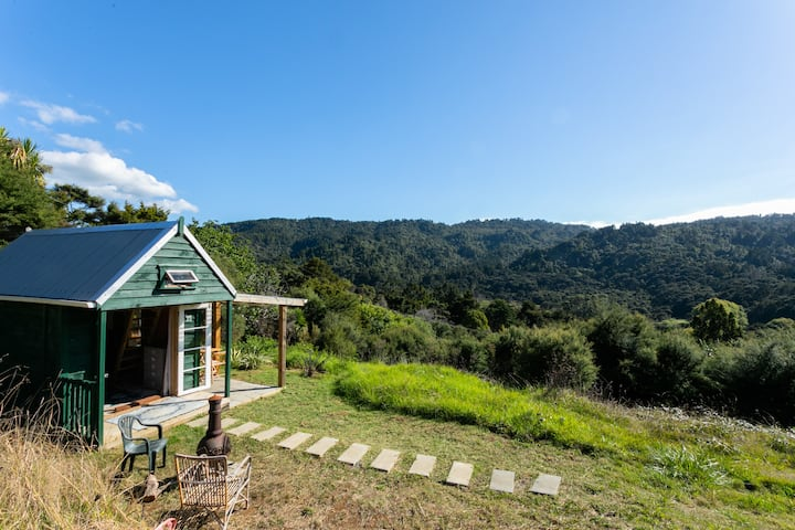 Star Lodge Eco-Retreat Bethells Beach