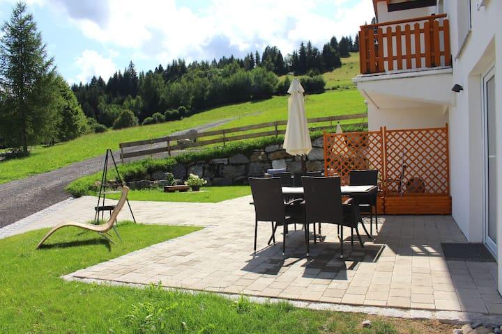 """Landhaus am Schindelberglift - Fewo """"Weitblick"""""""