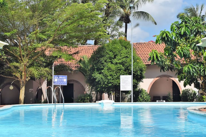 enjoy sunsets at beach☀nature, pool ✈ free pick up