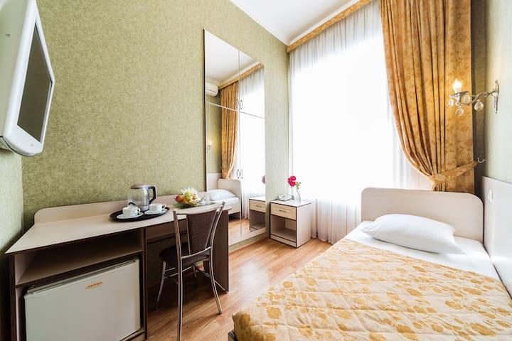 Отель Тоника, одноместный номер