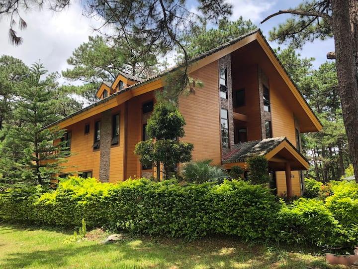 Camp John Hay Forest Cabin 16 B101 (ground floor)