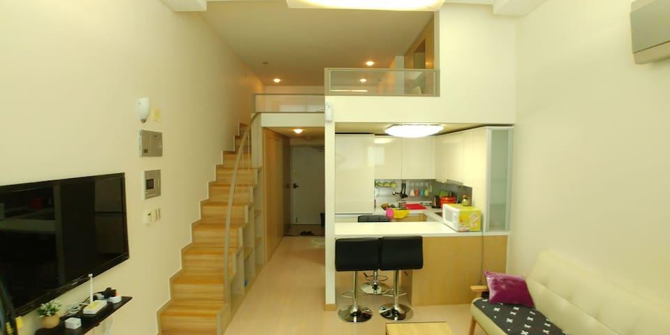 Baek-seok station-loft style-near Kintex