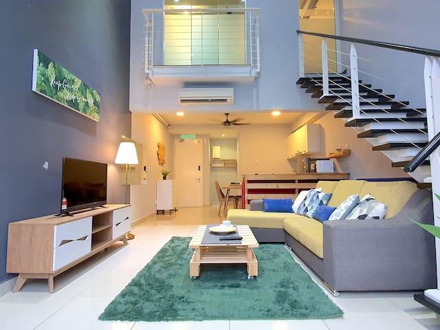 Kuala Lumpur | The Scott Garden Home Office Suite!