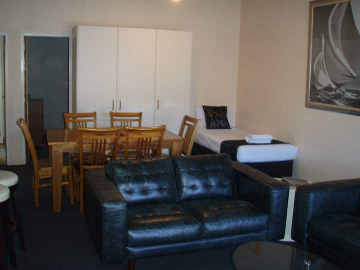 2 Bedroom Executive unit with in room mineral pool