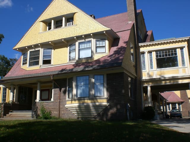 Historic Victorian Mansion B5 - Providence - House