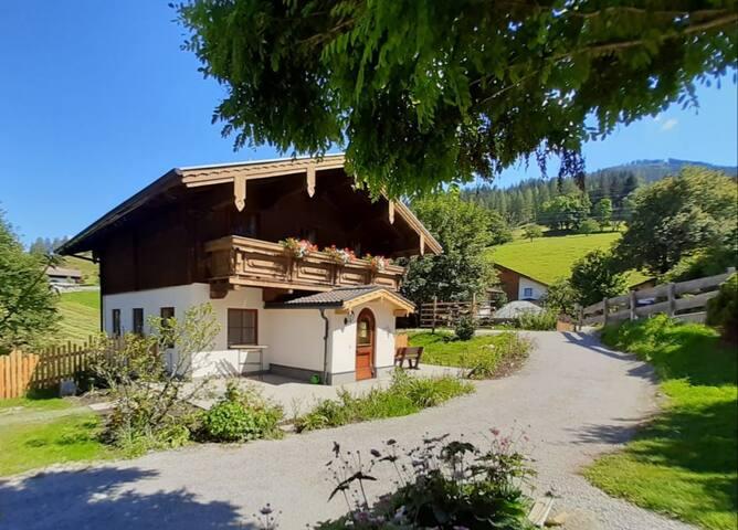 Ferienhaus Sommerbichl am sonnigen Hochplateau