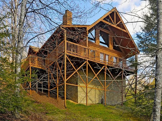 Fire Lit Nights - Country Pines Resort (2 BR)