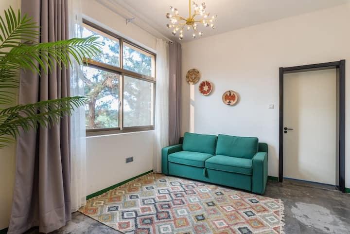 「哈雅民宿」Room 11摩洛哥套房
