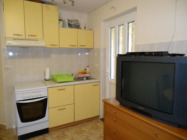 Apartment Viduka / Two bedrooms A1 - Pridraga - Apartamento