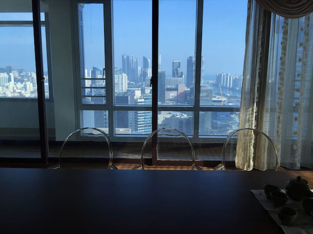 Starsuite Pent View in Centrum Haeundae, Busan