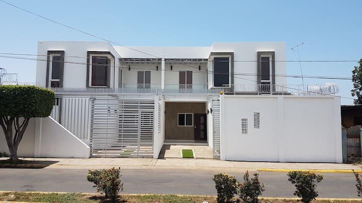 Luxury apartment II in Rivas