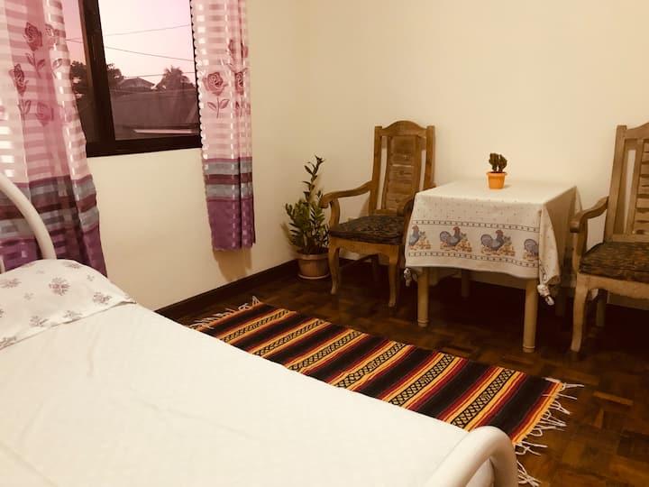 Homey private room in Ilocoslovakia