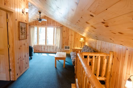 Tree Top Retreat Cabin with Screen Porch (Resort)