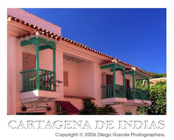 El Corito - Cartagena - Casa