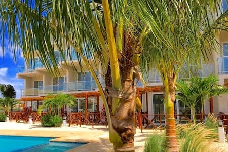 Large Luxury 3 Bedroom Beach Condo in Palm Beach - Noord - Departamento