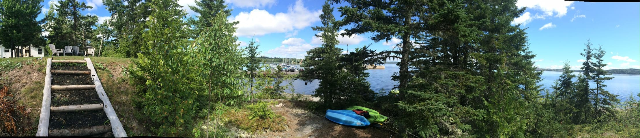 SaintJohn river cottage  Welcome to Windwood Point
