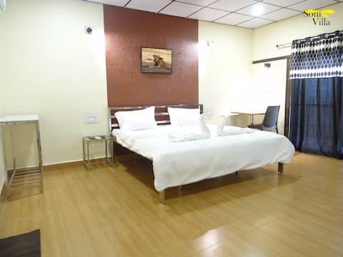 Soni Villa * LAKEVIEW * Room-105 * #Ambardi