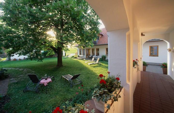 Naturidyll Hotel Landhofmühle
