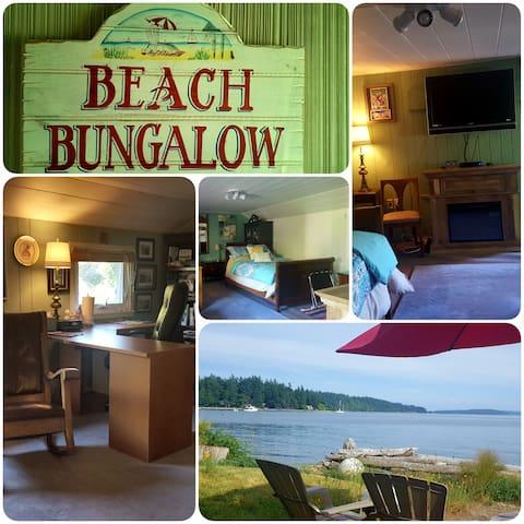 Quaint Beach Bungalow