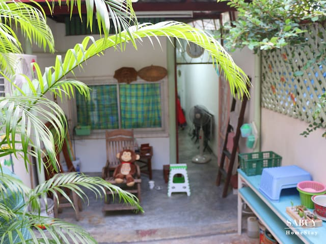 Private room in morning market [Room A for 2]