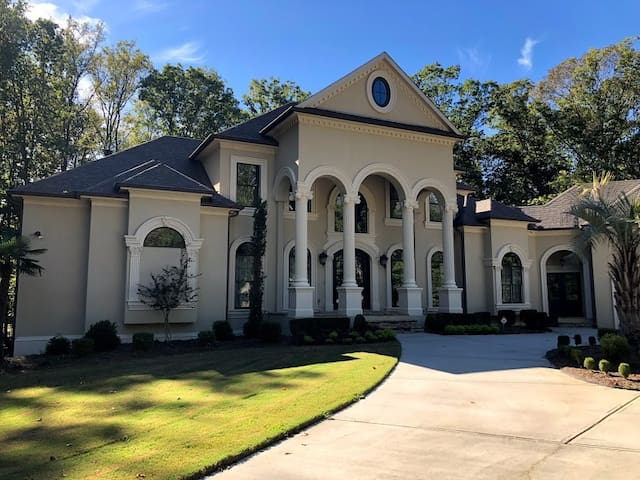 Luxurious property in Peachtree City
