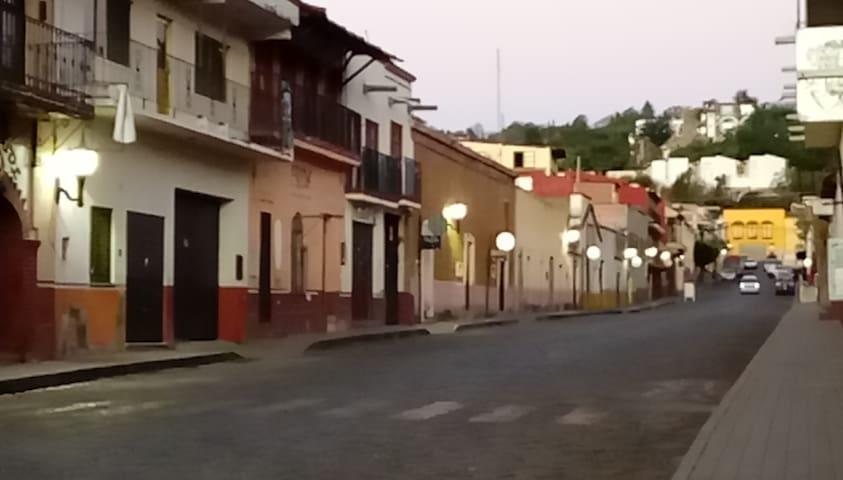 Pueblo de Tepoztlán