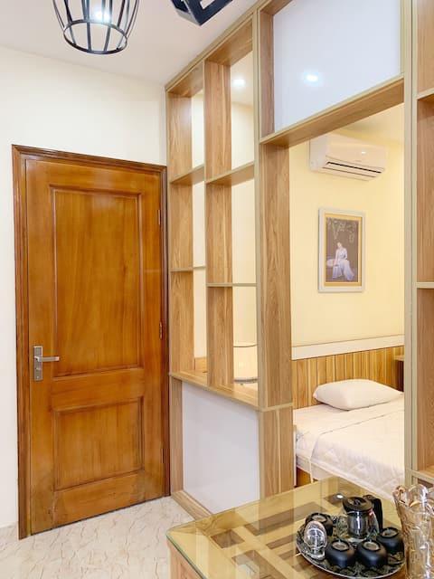 威尼斯公寓 Venice's Apartment  VinhomesImperia 30㎡