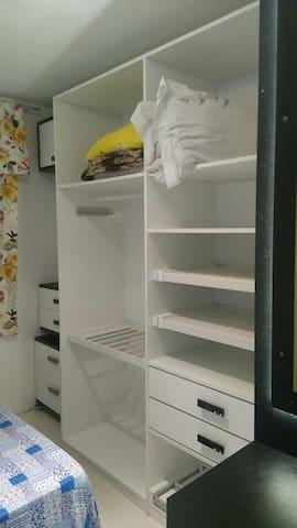 Apto todo 2quartos garagemcoberta p 6 pessoas cNet - Bento Gonçalves - Apartment