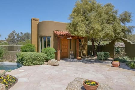 Carefree Casita - Phoenix/Scottsdale hidden gem - 洞溪(Cave Creek) - 宾馆