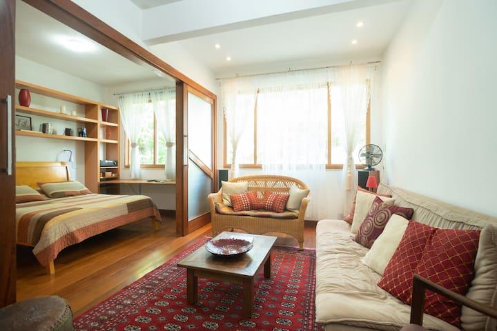 Lindo apartamento a 50 m de la playa de Arpoador