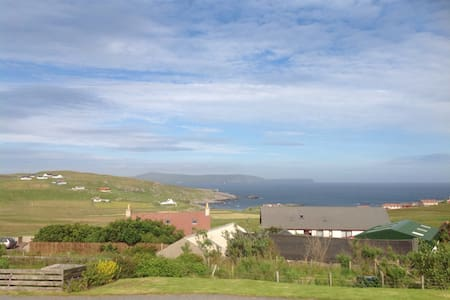 Self contained annex stunning view - Shetland - Dům